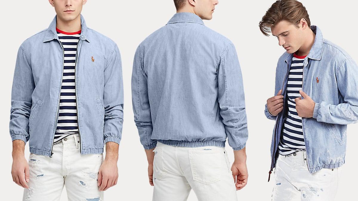 Chaqueta Polo Ralph Lauren Bayport barata, ropa de marca barata, ofertas en chaquetas chollo