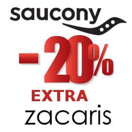 Cupón descuento Saucony Zacaris, calzado de marca barato, ofertas en zapatillas