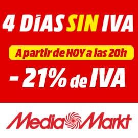 Días Sin IVA MediaMarkt