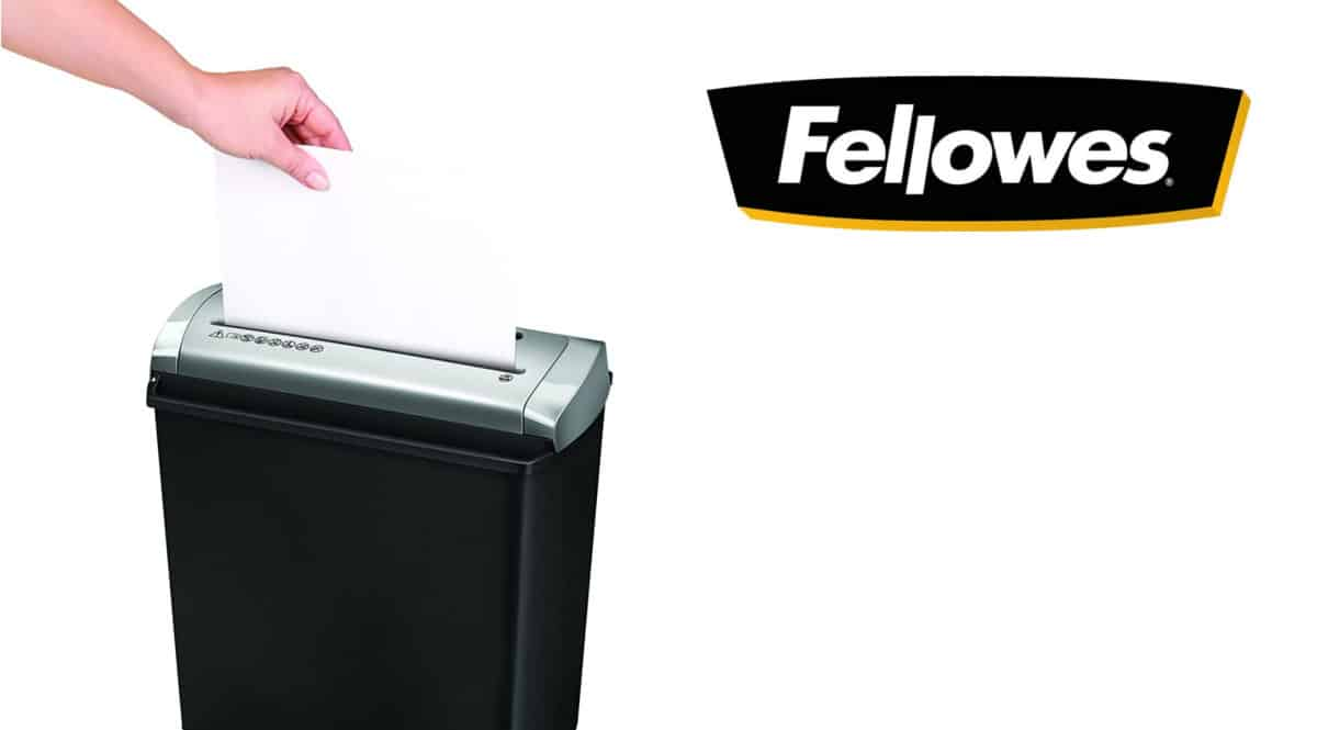 Destructora de papel Fellowes Trito 2S barata. Ofertas en destructoras de papel, destructoras de papel baratas, chollo