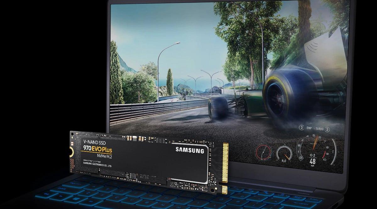 Disco SSD NVMe Samsung 970 EVO Plus de 1TB barato. Ofertas en discos SSD, discos SSD baratos, chollo