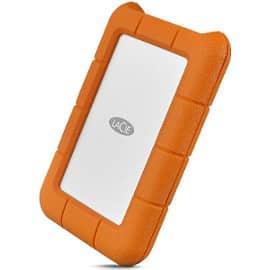 Disco duro externo LaCie Rugged 1TB barato, discos duros externos baratos