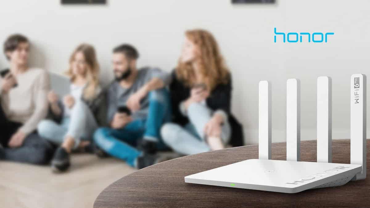 Honor Router 3 WiFi 6 Plus barato, routers baratos, chollo