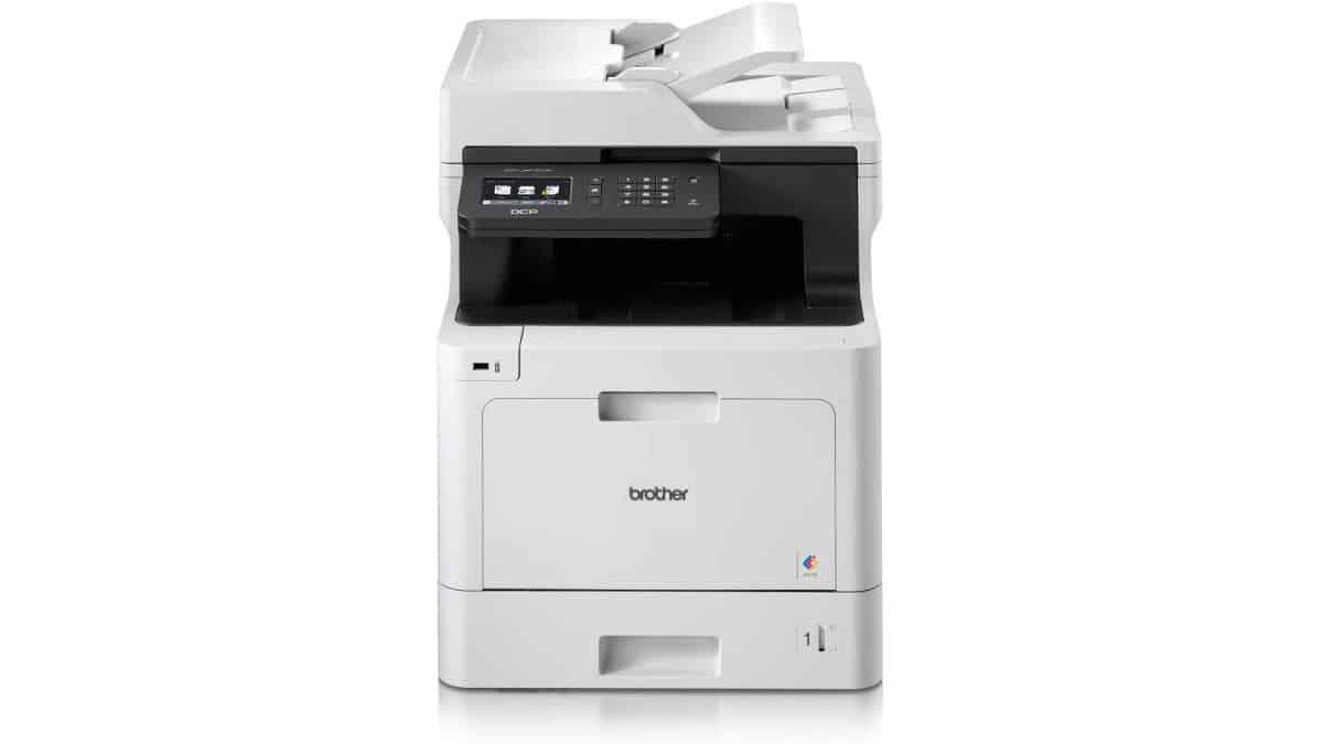 Impresora multifunción láser color profesional Brother DCP-L8410CDW barata, impresoras baratas, chollo