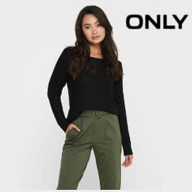 Jersey de punto ONLY Damen ONLGEENA barato, ropa de marca barata, ofertas en ropa de marca
