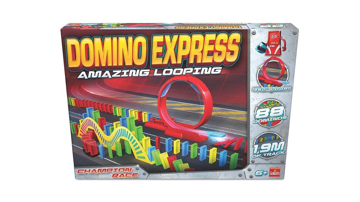 Juego Dominó Express Amazing Looping barato, juegos baratos, chollo