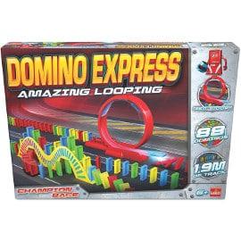 Juego Dominó Express Amazing Looping barato, juegos baratos