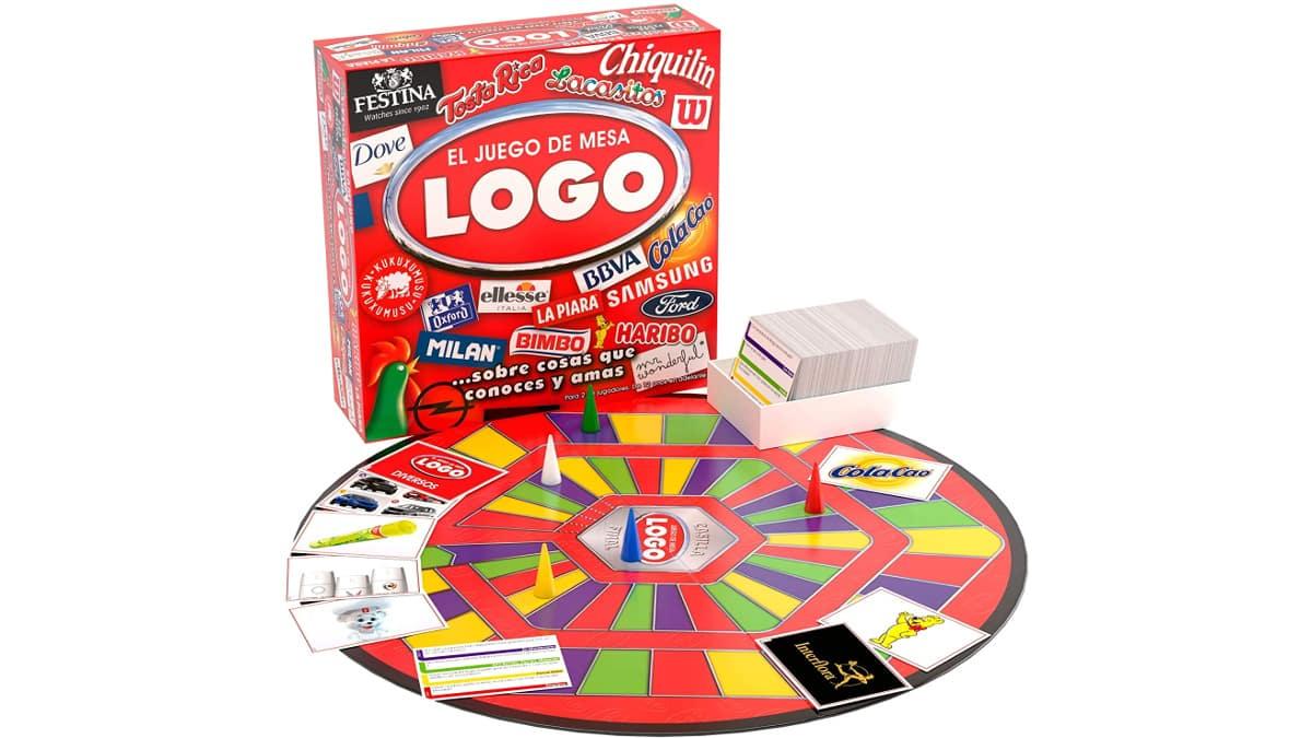 Juego de mesa Logo Game de Bizak barato, juegos de mesa baratos, ofertas juguetes y entretenimiento, chollo