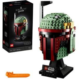 LEGO Star Wars Casco de Boba Fett barato, LEGO baratos, juguetes baratos