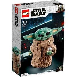 LEGO The Mandalorian Baby Yoda barato, LEGO baratos, juguetes baratos