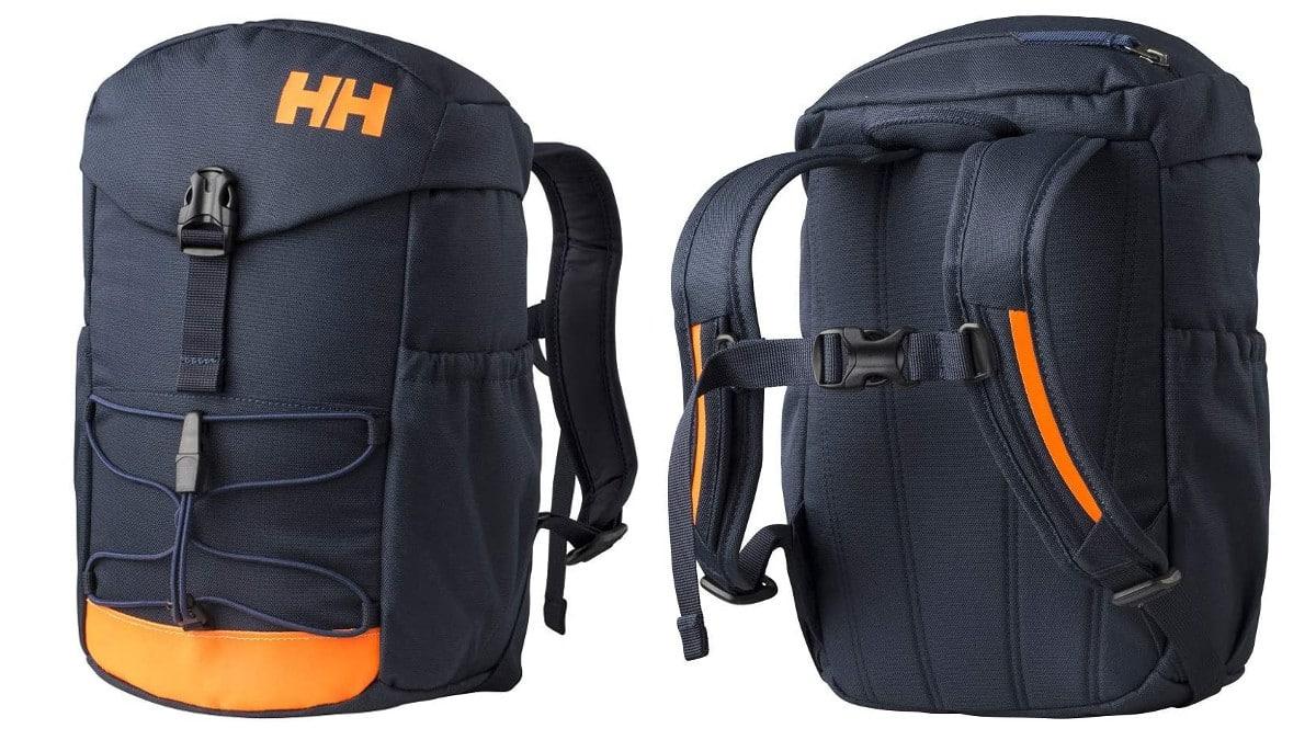 Mochila para niños Helly Hansen K Outdoor Backpack barata, mochilas baratas, chollo