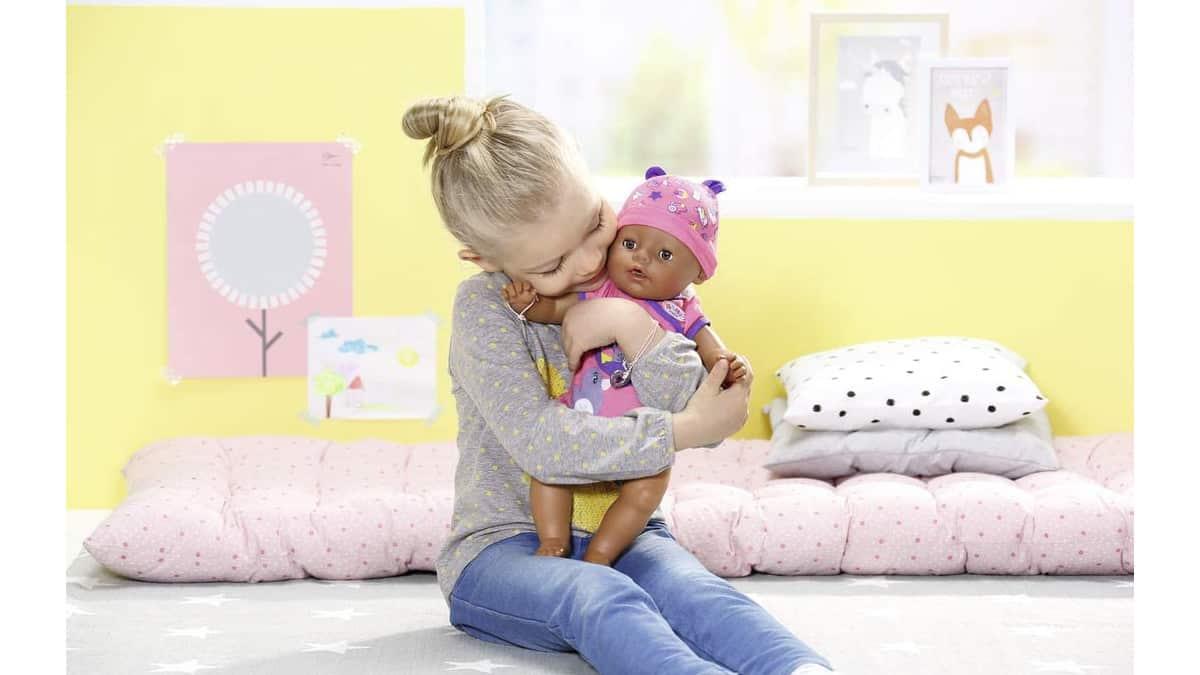 Muñeco bebé Baby Born interactivo barato, muñecos baratos, chollo