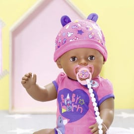 Muñeco bebé Baby Born interactivo barato, muñecos baratos