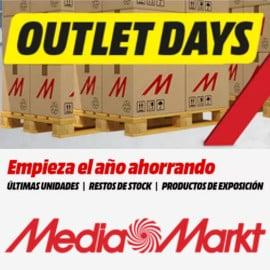 Ofertas de los Outlet Days de MediaMarkt
