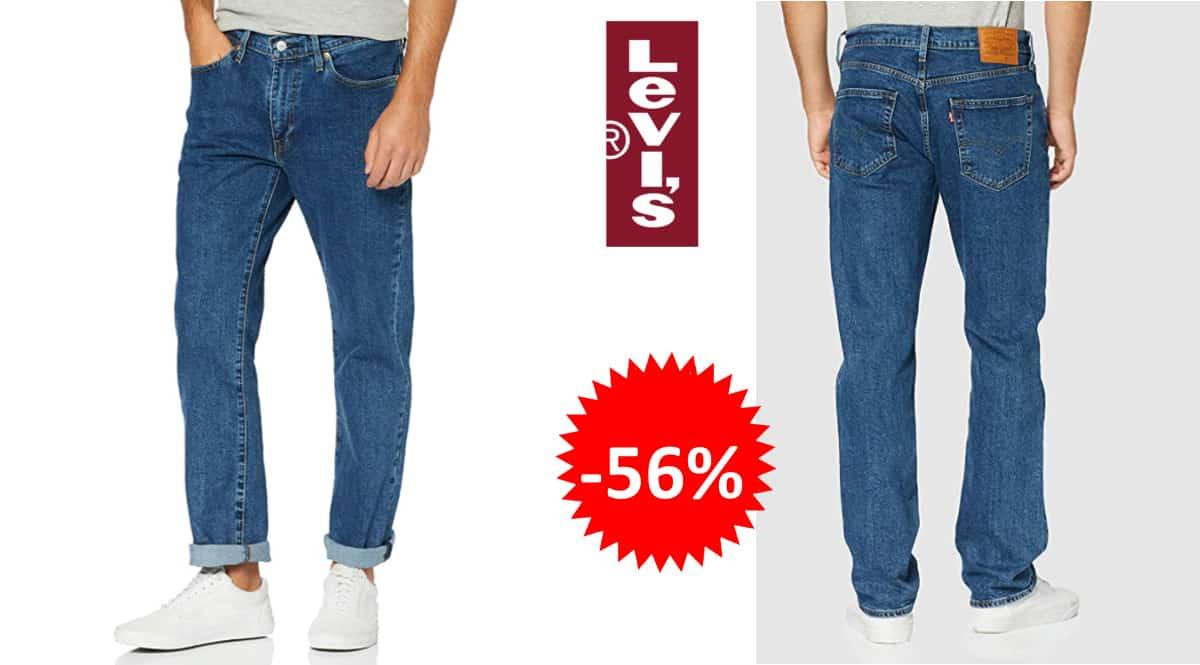 Pantalones vaqueros Levis 514 baratos.-Ofertas-en-ropa-de-marca-ropa-de-marca-barata, chollo