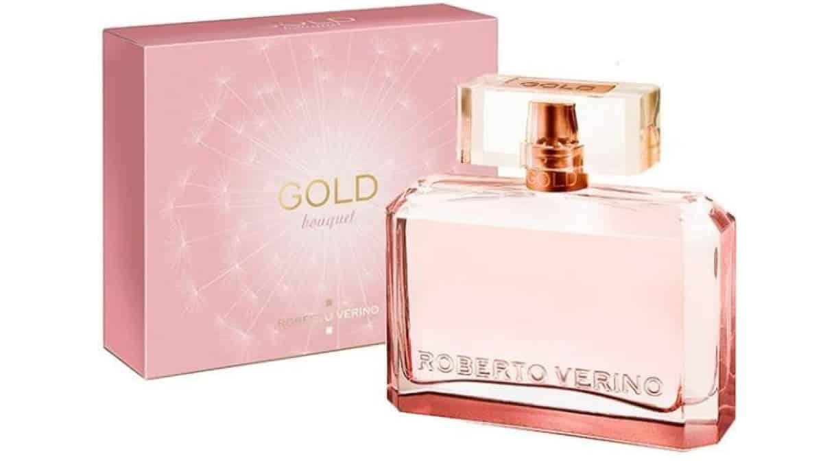 Perfume Roberto Verino gold barato, perfumes de marca baratos, ofertas belleza