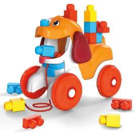 Perrito paseos Mega Blocks barato, juguetes baratos, ofertas para niños
