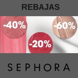 Rebajas en Sephora, maquillaje de marca barato, ofertas en belleza
