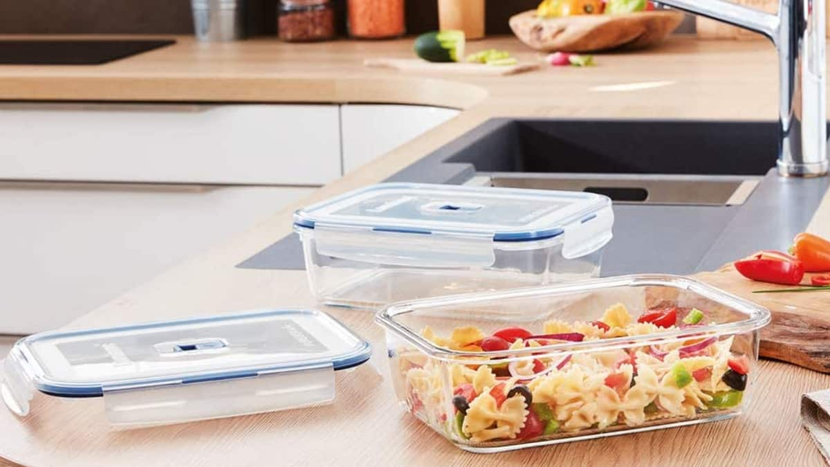 Recipiente Luminarc Pure Box Active barato, recipientes de cocina baratos, ofertas para el hogar, chollo