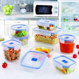 Recipiente hermético de vídrio Luminarc Pure Box Active barato, tupers baratos, ofertas cocina