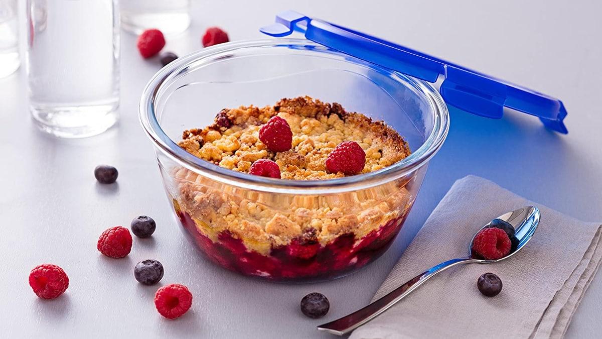 Recipiente pyrex Cook & Go barato, recipientes para alimentos de marca baratos, ofertas cocina, chollo