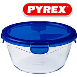 Recipiente yrex Cook & Go barato, recipientes para alimentos de marca baratos, ofertas cocina