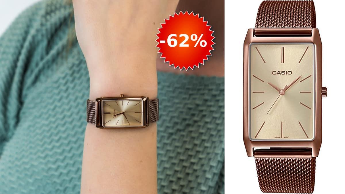 Reloj Casio Vintage Edgy barato, relojes baratos, ofertas en relojes chollo