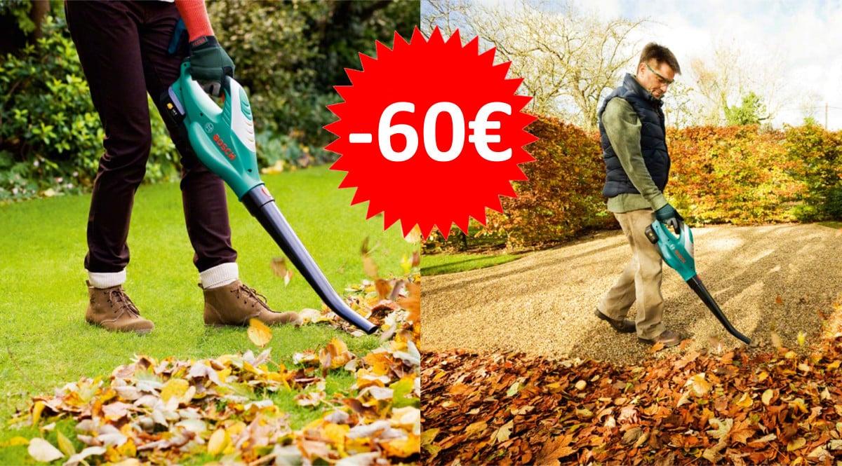 Soplador de hojas Bosch ALB 18 LI barato. Ofertas en herramientas, herrmientas baratas, chollo