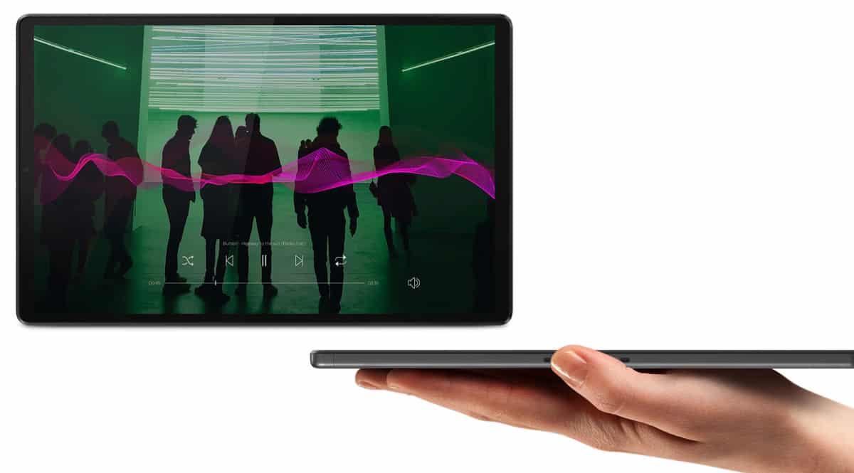Tablet Lenovo M10 FullHD barata. Ofertas en tablets, tablets baratas, chollo