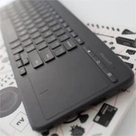 Teclado inalámbrico Microsoft All-in-One barato. Ofertas en teclados, teclados baratos