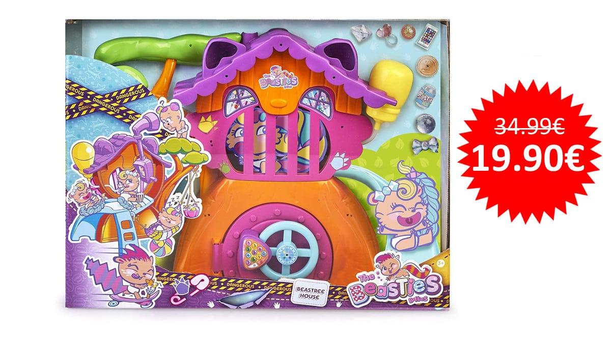 ¡Precio mínimo histórico! The Beasties Bellies Beastree House sólo 19.90 euros.