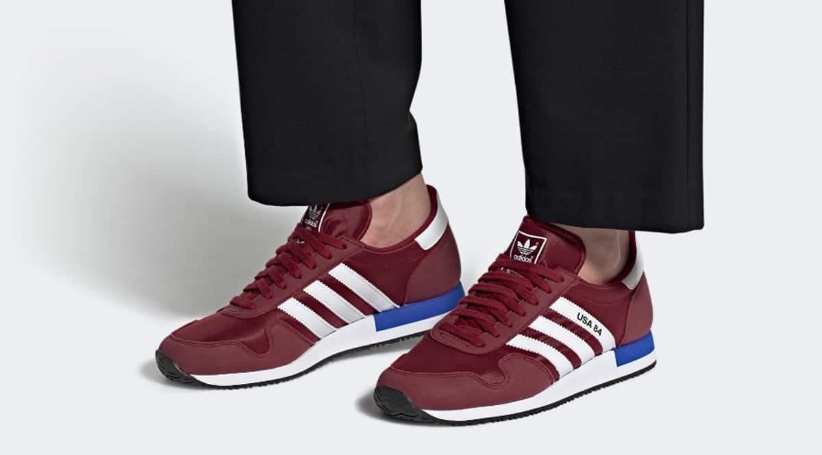 Zapatilla Adidas Original USA 84 baratas. Ofertas en zapatillas, zapatillas baratas, chollo