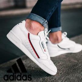 Zapatillas Adidas Continental 80 baratas, zapatillas de marca baratas, ofertas en calzado