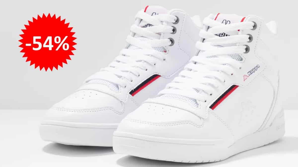 Zapatillas Kappa Mangan baratas, calzado de marca barato, ofertas en zapatillas chollo
