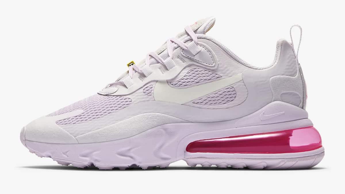 Zapatillas Nike Air Max 270 React baratas, calzado de marca barato, ofertas en zapatillas deportivas chollo