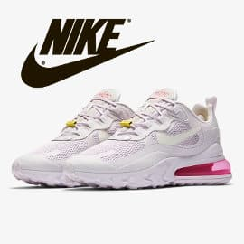 Zapatillas Nike Air Max 270 React baratas, calzado de marca barato, ofertas en zapatillas deportivas