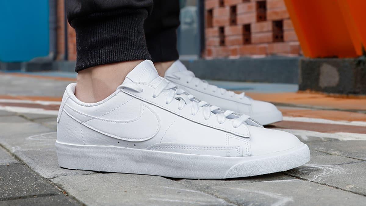 Zapatillas Nike Blazer Low LE baratas, calzado barato, ofertas en zapatillas deportivas chollo