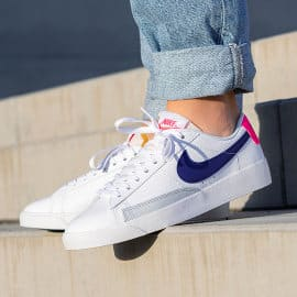 Zapatillas Nike Blazer Low baratas, calzado de marca barato, ofertas en zapatillas