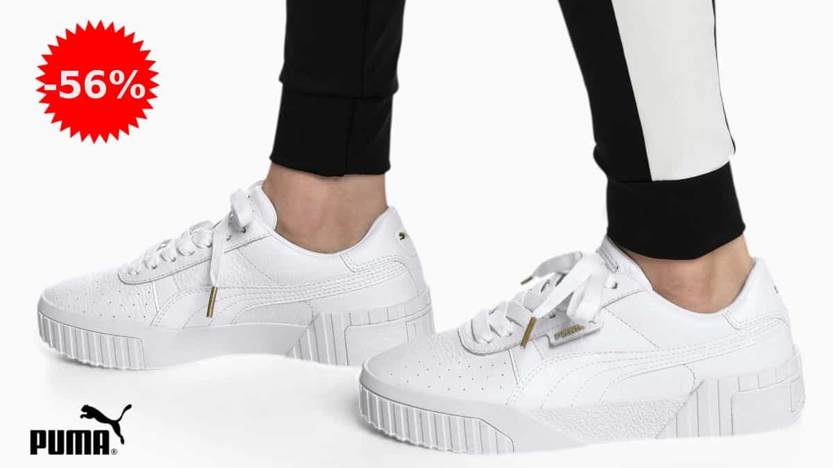 Zapatillas Puma Cali baratas, zapatillas de marca baratas, ofertas en calzado, chollo