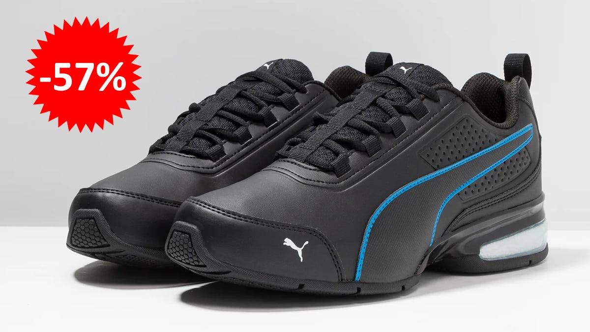 Zapatillas Puma Leader baratas, calzado de marca barato, ofertas en zapatillas chollo