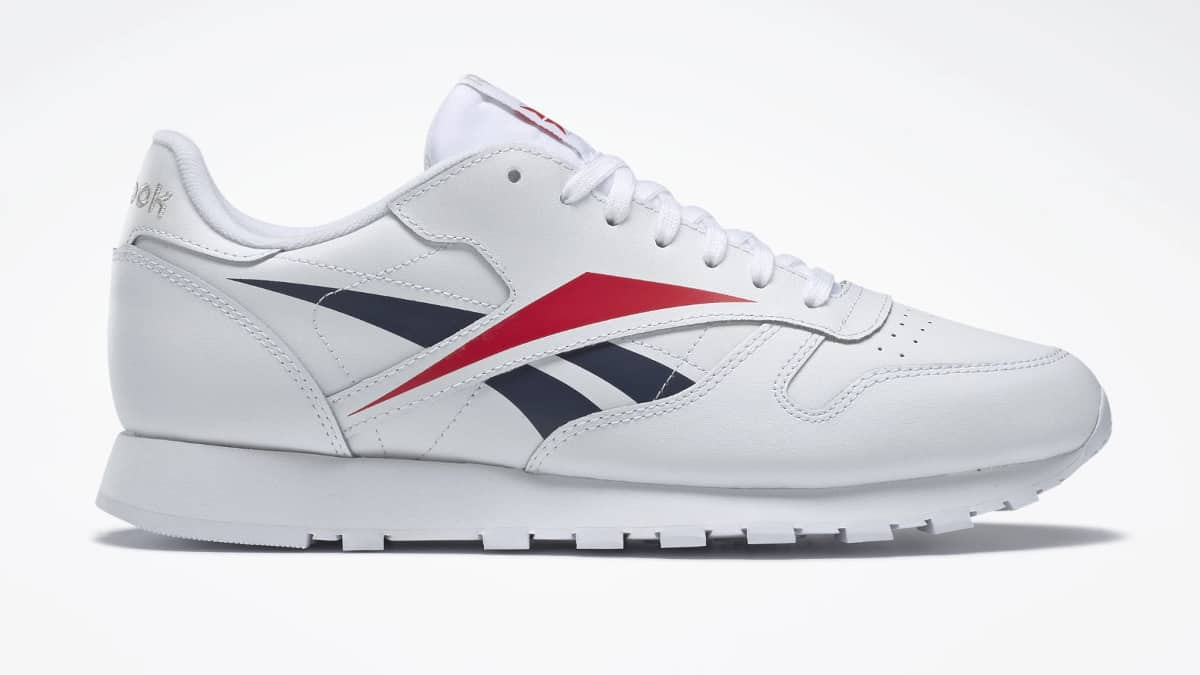 Zapatillas Reebok Classic Leather Vector baratas, calzado de marca barato, ofertas en zapatillas chollo