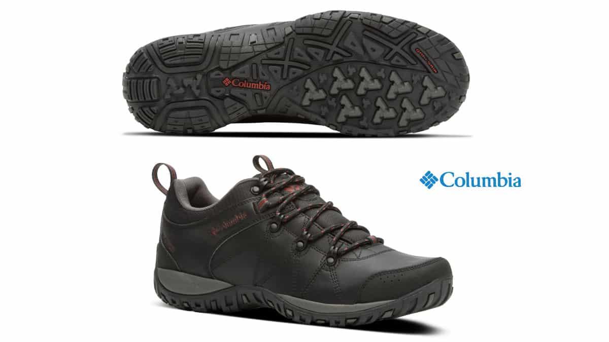 Zapatillas de senderismo para hombre Columbia Peakfreak baratas, zapatillas baratas, chollo