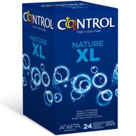 24 condones Control Nature XL baratos. Ofertas en supermercado