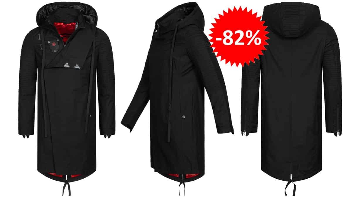 Abrigo Musterbrand x Star Wars barato, ropa de marca barata, ofertas en abrigos chollo