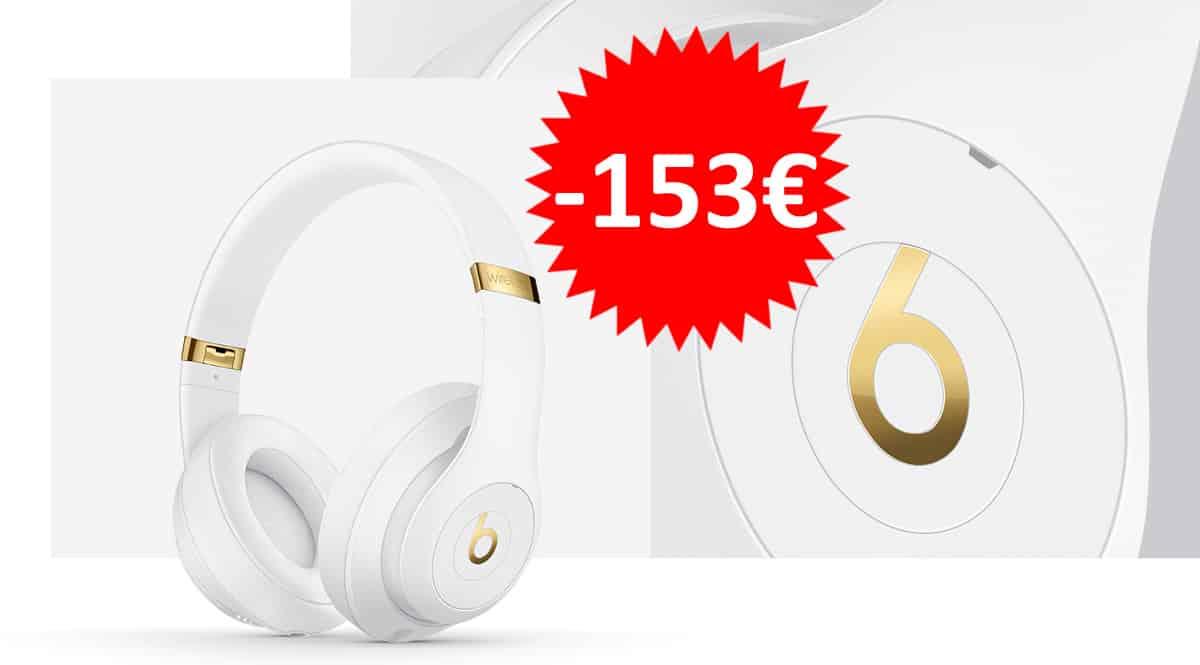 Auriculares Beats Studio Wireless3 baratos. Ofertas en auriculares, auriculares baratos, chollo
