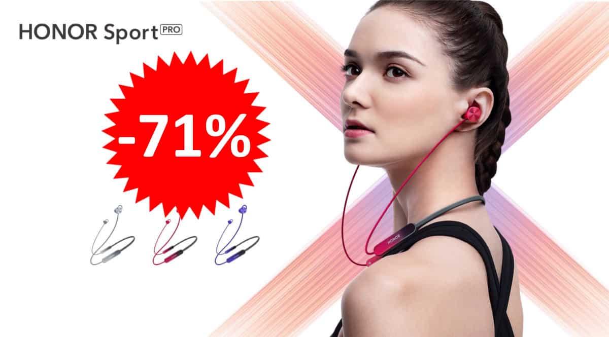 Auriculares Honor Sport PRO baratos.Ofertas en auriculares, auriculares baratos, chollo
