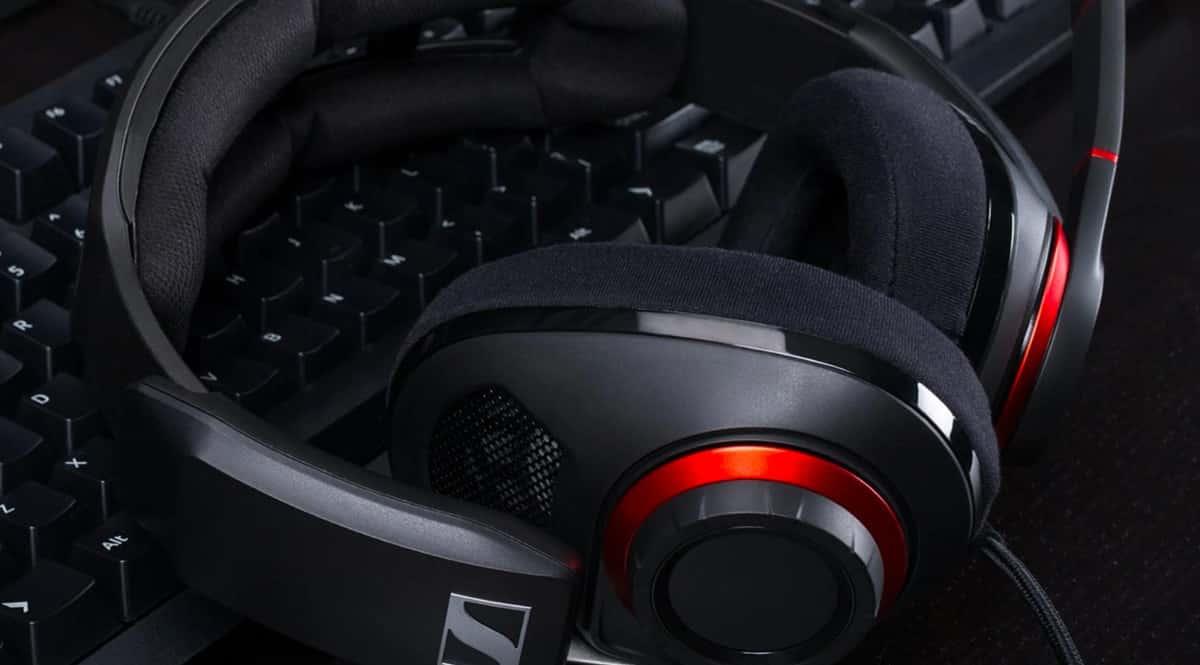 Auriculares Sennheiser GSP-500 baratos. Ofertas en auriculares, auriculares baratos, chollo