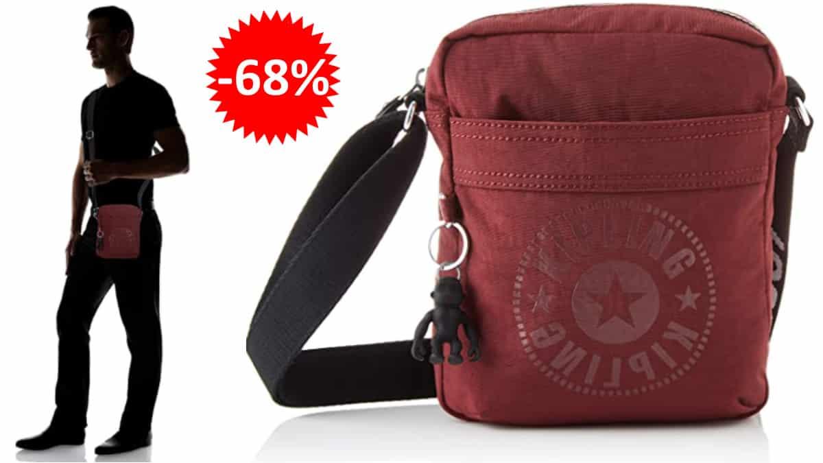Bandolera Kipling Hisa barata, bolsos de marca baratos, ofertas en bolsos