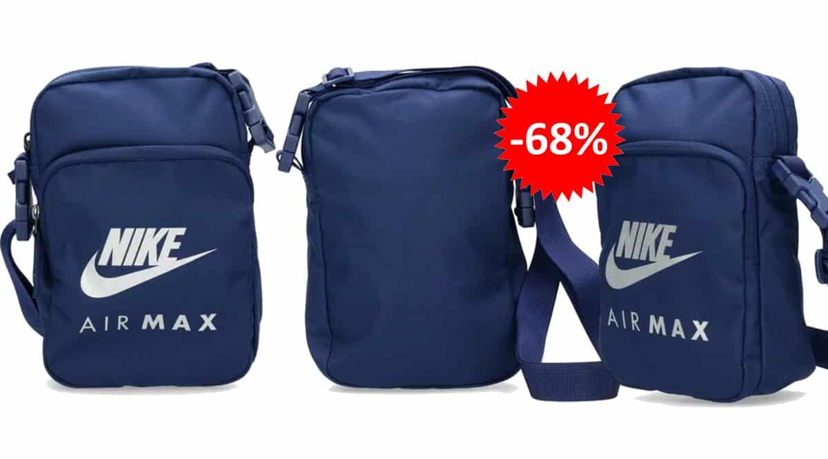 Bandolera Nike Air Max 2.0 barata, bolsos de marca baratos, ofertas en complementos chollo1