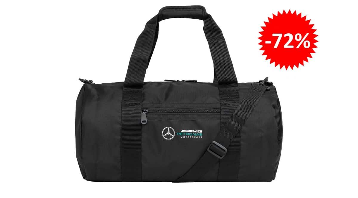 Bolsa Mercedes AMG Petronas barata, mochilas baratas, ofertas en complemetos chollo